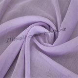 Customed a tourné le tissu d'écharpe estampé par polyester