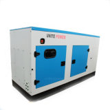 50kVA/40kw 50Hz Low Noise Silent Diesel Generator avec Perkins Engine