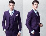 Os Mens formam a uma tecla os homens brancos terno de vestido