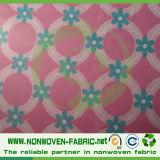 Prodotto non intessuto stampato ecologico della fodera per materassi