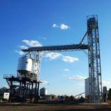Vertikale Wannen-Stahlförderanlage, Plastikriemen-Wannen-Höhenruder