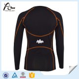 Camicia di compressione di usura della signora Long Sleeve Wholesale Athetic