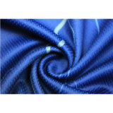 심천 의류 부피 남자의 폴리에스테 Subllimation 파란 폴로 셔츠