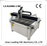 Hohe Präzision CNC, der Maschine für Aluminiumausschnitt schnitzt