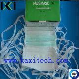 Il cono a gettare non tessuto medico Earloop del legame della maschera di protezione digita Kxt-FM19