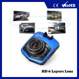 Full HD 1080P Recorder Mobile DVRの小型Camera Car Styling Bestsale