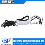 Изумлённые взгляды Sky02s все Fpv в изумлённых взглядах 5.8GHz 40CH одного Fpv видео- с DVR, входным сигналом HDMI