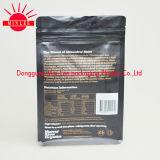 Sac inférieur carré de papier d'aluminium pour le sac de conditionnement des aliments de café