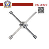 Llave inglesa de la herramienta de mano/de socket para la reparación auto 17*19*21*24