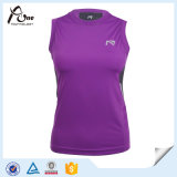 Vente en gros Sport Wear manches Compression Wear Débardeur Compression