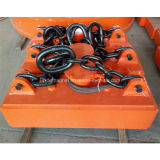 Magnete di sollevamento di Rectangualr per la serie del piatto d'acciaio MW84
