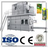 Máquina de rellenar 500ml-1000ml del cartón aséptico del ladrillo Jmb-2000