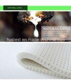 Matelas naturel tricoté ABS-1809 de latex du tissu 100%