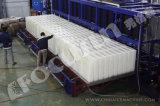 Máquina do fabricante do bloco de gelo de Focusun do fornecedor de China com o compressor para a estação de tratamento de água bebendo