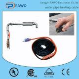 cabo de aquecimento da tubulação de água 220V com termostato da temperatura