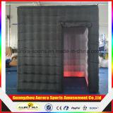 싼 고품질 LED Foldable 사진 부스, 판매를 위한 이용된 팽창식 사진 부스