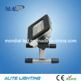 2015 새로운 Design Rechargeable Portable Working 10W LED Floodlight