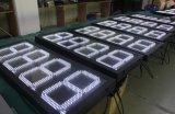 LED-Treibstoff-Preis kennzeichnet Digital-Zeit Sign Kraftstoff-Preis kennzeichnet LED-Tankstelle-Bildschirmanzeige