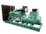 tipo abierto diesel Genset del motor de la fuente de energía eléctrica de 1000kVA Kta38