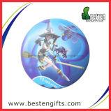 Las muestras gratis Besten insignia del botón del metal del estaño barato personalizada