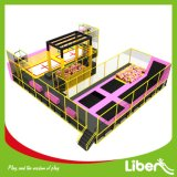 Indoor in maniera fidata Trampoline Park Manufacturer in Cina