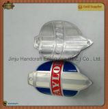 アルミニウム車のバッジ、車のロゴのバッジ、自転車のバッジ(JINJU16-018)