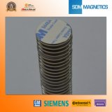 D10X1mm de Magneten van het Borium van het Ijzer van het Neodymium