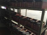 Nachladbare UPS-Batterie Winkel- des Leistungshebels12v250ah für Stromversorgung