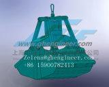 Grab Elétrico-Hydraulic para Handling Powder e Bulk Materials