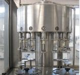 Wein-Dreiergruppe-Füllmaschine-automatische Füllmaschine-Zeile