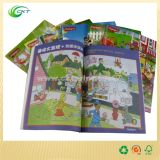 Het Stikken van het zadel voor de Druk van het Boek van Kinderen, de Druk van het Boekje (ckt-bk-1080)