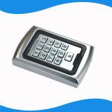 Controlador indutivo sem contato impermeável do acesso da senha do metal do cartão