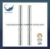 Alta qualidade para Vietnam 4 polegadas de bomba de água submergível de bronze do poço profundo da tomada do fio de cobre de 2.5HP (4SD4-18/1.8kw)