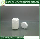 bottiglia di plastica della caramella di figura rotonda del PE 50ml