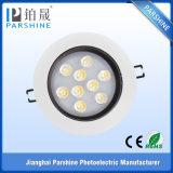 중국 Market 9W Round LED Ceiling Light에 새로운 Design