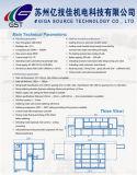 Der Qualitäts-Sch-1400 automatischer Solarzellen-Stringer voll