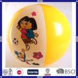 Hecho en bola de playa inflable modificada para requisitos particulares China de la insignia