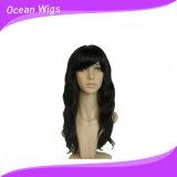 Längere synthetische Haar-Perücke