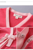Bowknot Knit Kids Clothing para Girl Garment