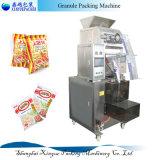 Máquina de empacotamento automática do saco dos biscoitos do camarão