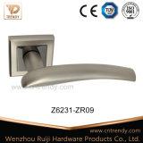 Traitement de levier classique de porte de couleur de ventes chaudes sur la rosette (Z6231-ZR09)