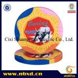 9.5g 4-Tone Clay Sticker Chip (SY-C12)