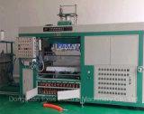 Vacío disponible plástico Thermoforming de la bandeja que hace la máquina
