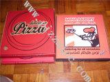 Bloqueando el rectángulo de la pizza de las esquinas para la estabilidad y la durabilidad (CCB0050)