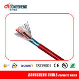 높은 Quality 2/4/6/8/10/12 Core Security Cable 또는 Fire Alarm Cable