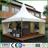 Barraca luxuosa do dossel do Gazebo do partido do Pagoda do PVC para eventos