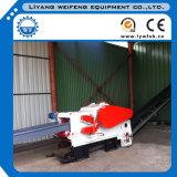 máquina Chipper de madeira do Shredder do triturador cilindro elétrico/Diesel da série de 1-30t/H Bx