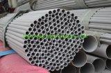 il tubo dell'acciaio inossidabile 304L/304 per l'industria chimica, formato può elaborare