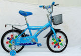 Rot mit Carrier Children Bicycle