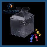 Fantastischer Entwurfs-transparenter Süßigkeit-Verpackungs-Kasten (CMG-PVC-016)